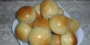 pães para lanche e aperitivo