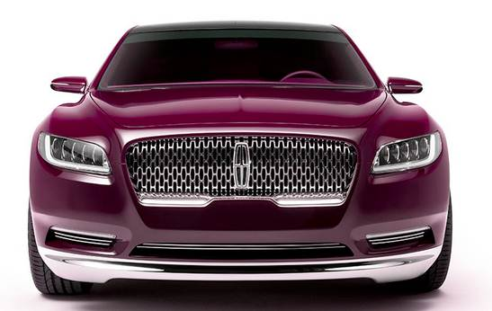 New 2017 Lincoln Continental price