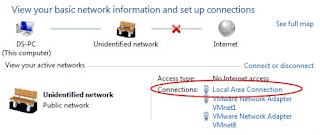 Cara Termudah Membuat Jaringan LAN Menggunakan 2 Komputer