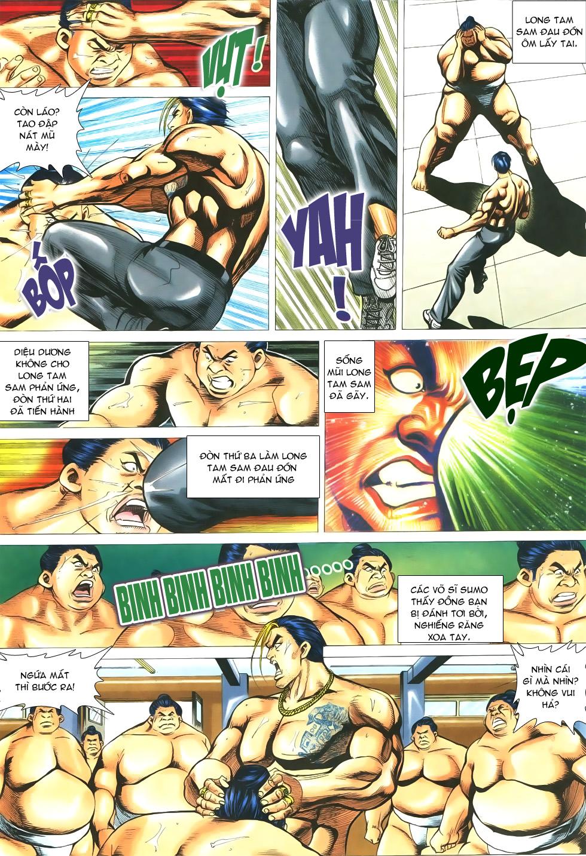 Người Trong Giang Hồ chapter 299 trang 16
