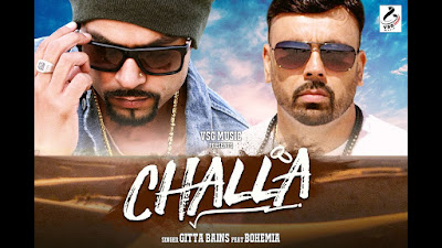 Challa - Gitta Bains feat. BOHEMIA (Official Music Video) Music - Deep Jandu