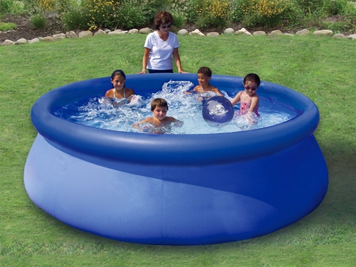 Backyard Ocean Pool Review and GIVEAWAY!