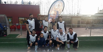 FLAG FOOTBALL - Barcelona Pagesos White campeón indiscutible de la Liga Catalana