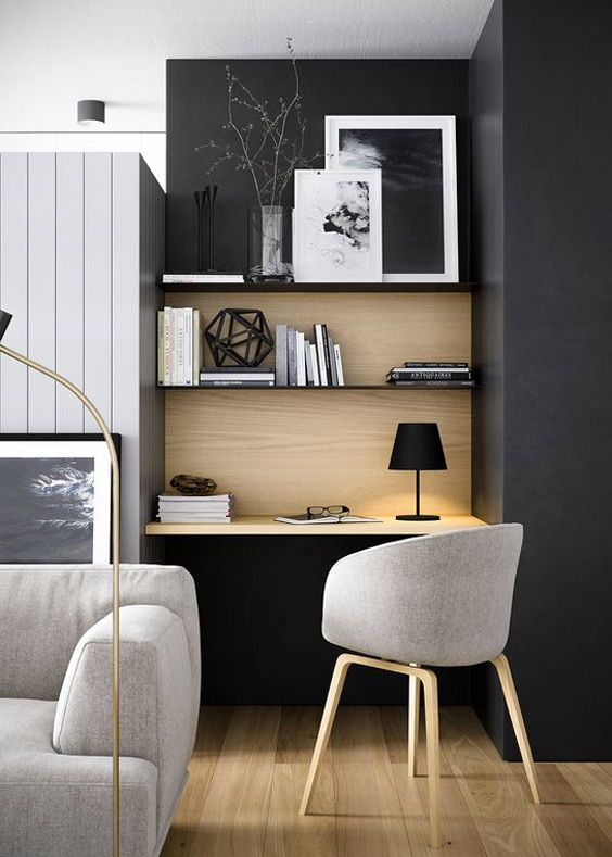 50+ Ideas Decoration of Modern Small Rooms With Pictures 42
