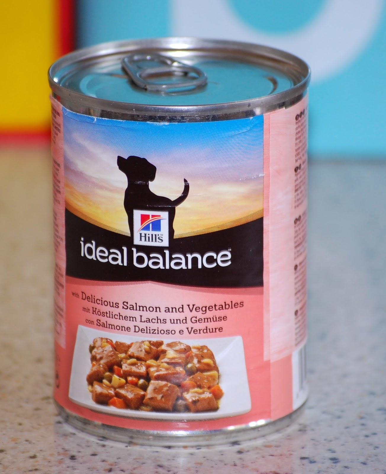 Hills Ideal Balance Dog Food My Three And Me