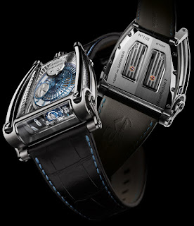 Montre MB&F MoonMachine 2 Stepan Sarpaneva