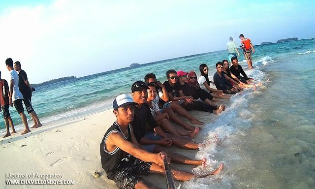 [EXPLORE INDONESIA] : PULAU HARAPAN - KEP. SERIBU