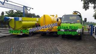 Sedot WC Jalan Nias Surabaya