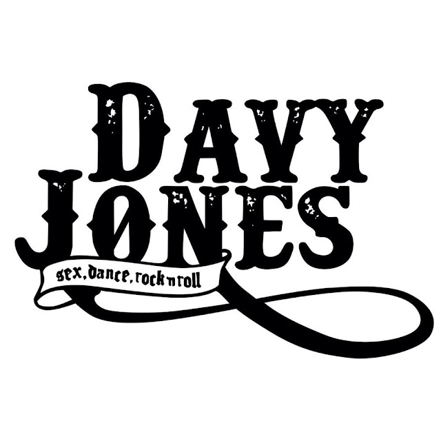 logo band Davy Jones