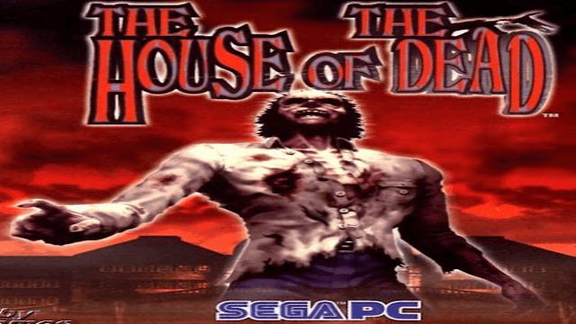 تحميل لعبه بيت الرعب the house of the dead 1