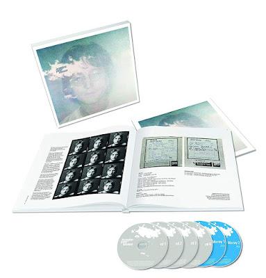 Imagine The Ultimate Collection John Lennon Box Set