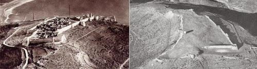 Kasbah d'Agadir - Avant et après séisme