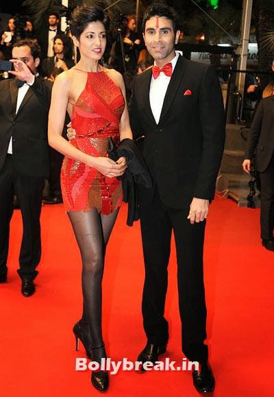 Sandip Soparrkar and Jesse Randhawa, The most stylish couples of 2013