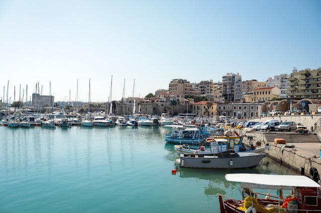 Výletování na Krétě