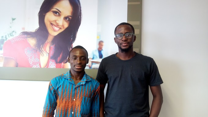 #InspirationalChat: Meet 24 year old Global Shaper Foster Awintiti Akugiri who is the Founder and President of Hacklab Foundation. #BeInspired!