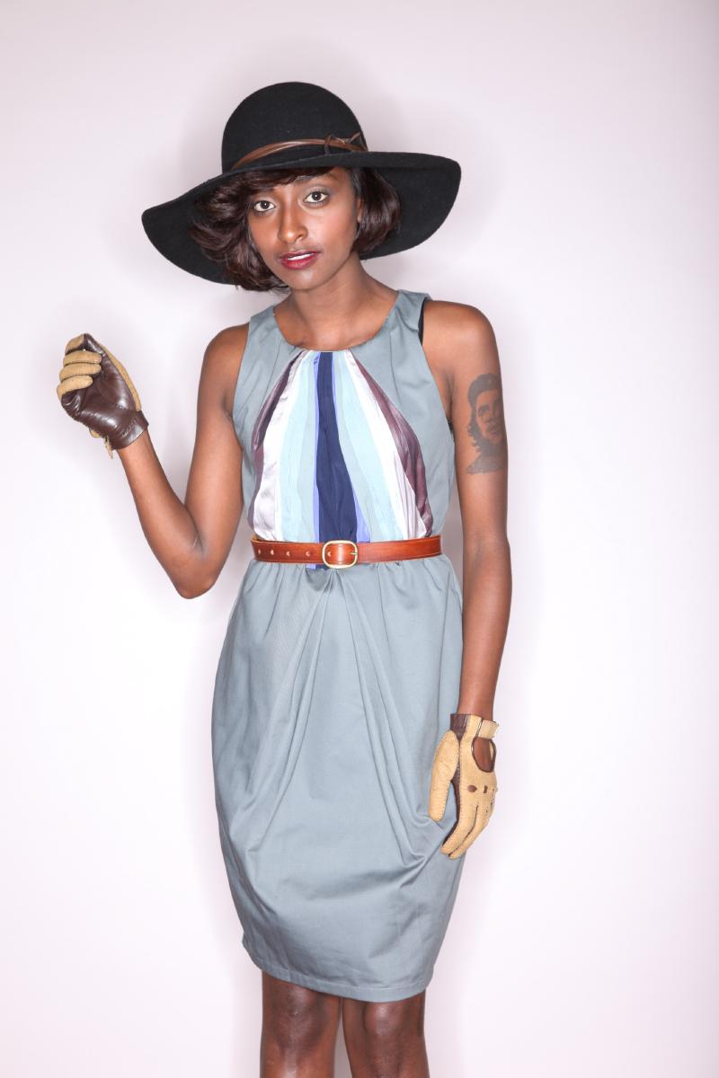 Chez elles #10 : Africa Fashion Week baby !