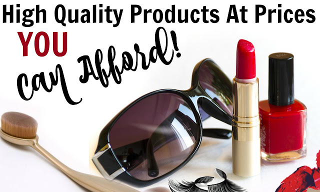 High Quality Beauty Products At Prices YOU Can Afford, By Barbies Beauty Bits and PatPat