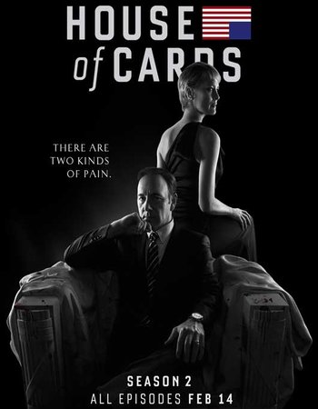 House of Cards Season 2 All Episodes Dual Audio