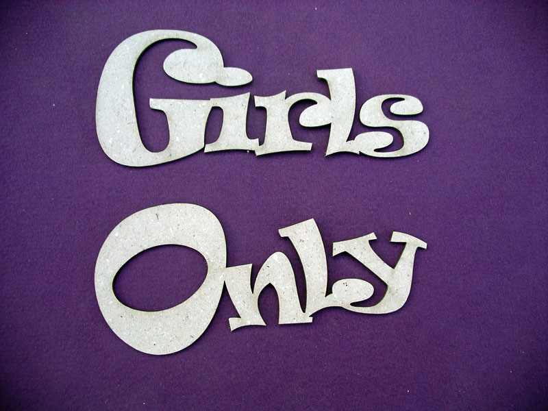 Only girl videos