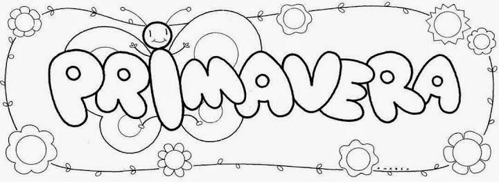 60 atividades e desenhos de primavera para educação infantil e
