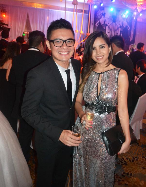 Showbiznest: Paolo Valenciano - Samantha Godinez Wedding Photos
