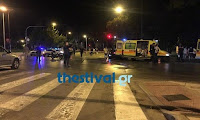 Πατέρας και γιος σκοτώθηκαν ακαριαία στο τροχαίο με τις μηχανές στη Θεσσαλονίκη