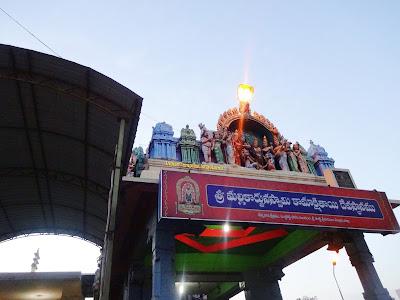 Sri Kamakshi Thai Ammavari Temple Jonnawada