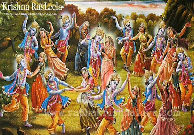 Radha Krishna Raas Leela Images