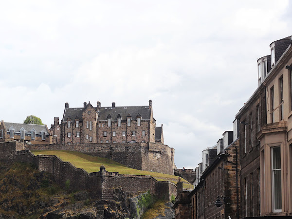 Five Things I Got Up To in Edinburgh