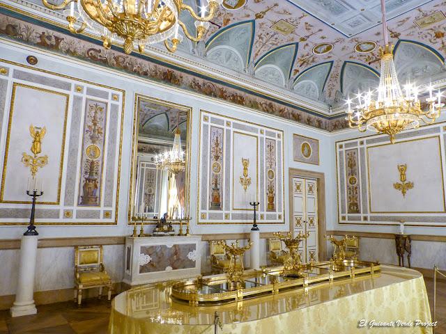 Museo Correr, comedor  - Venecia por El Guisante Verde Project