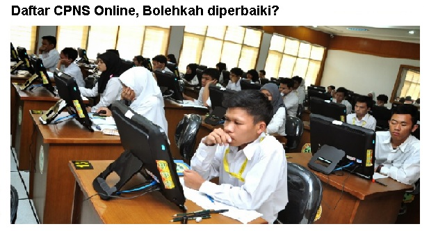 daftar cpns online