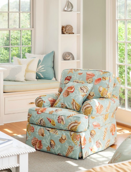 sofa covers pottery barn sensational sofas memphis 6 signs you are meant to live by the sea - coastal decor ...