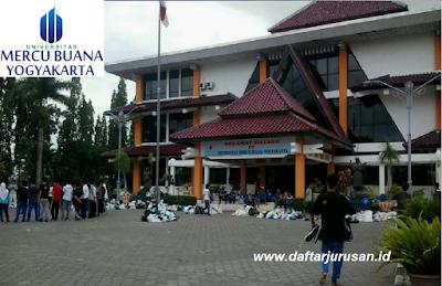 Daftar Fakultas dan Jurusan UMBY Universitas Mercu Buana Yogyakarta