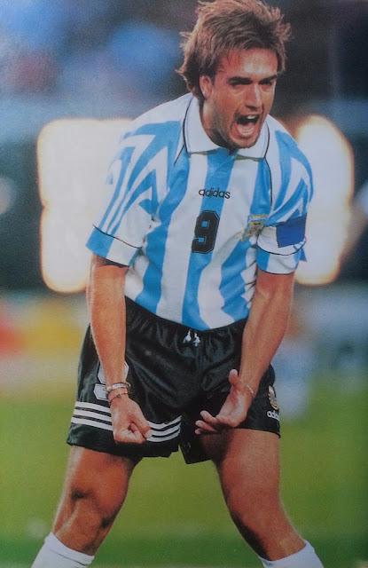GABRIEL BATISTUTA (ARGENTINA)