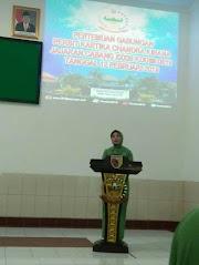 Pertemuan Gabungan Persit Kartika Chandra Kirana Cabang XXXIII Kodim 0819 Pasuruan