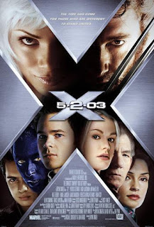 X-Men 2 2003 Hindi Dual Audio 480P BrRip 400MB