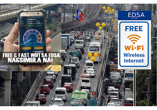 "UPDATE: The free wifi service has begun, and people travelling in EDSA are reporting varying speeds to no speed at all. This is because in some areas, the MRT stations are too far in between for the hotspots to cover the entire EDSA. This will be resolved soon as DICT promises to keep the speeds to double-digits or the telcos will have to deal with the wrath of the President.  If you want to connect to the free wifi service, just look fro ""FREE EDSA wifi"" and ""Juan Konek"" WiFi IDs. Later on, they will merge into one ID, ""PipolKonek"".  Globe and PLDT offered their services at no cost to the government. Both telcos have been providing free Wi-Fi connection in different transport hubs such as airports and bus terminals.  The second stage of the project will cover EDSA from Cubao to North Avenue, and from Guadalupe to Taft Avenue. The third and last stage will cover the entire stretch of EDSA, outside the reach of MRT, from MOA to Balintawak. This is expected to be completed by the end of August 2017.  ORIGINAL BLOG:Just in time for the National Independence Day Celebration, the Department of Information and Communications Technology has confirmed that the EDSA WIFI PROJECT will launch on the same day.  The DICT, together with the National Telecommunications Commmission (NTC), will formally launch the free Wi-Fi and high-speed Internet services, dubbed as ""Alay Para sa Malayang Pilipino,"" in the whole stretch of EDSA.  Free WiFi has long been in the discussion, even before President Duterte took office. In his very first SONA, the current president promised to provide free WiFi nationwide, and now he has delivered on that promise. The Chief Executive instructed the DICT ""to provide Wi-Fi access in selected public places throughout the country.""""I have ordered the newly-created DICT to develop a National Broadband Plan to accelerate the deployment of fiber optic cables and wireless technologies to improve Internet speed,"" President Duterte also said.  To make the EDSA project happen, the DICT employed strategies, which include providing access points in all MRT stations and in between stations and enhancing infrastructures for cellular services along EDSA. The WiFi network will be available to the entire 24-kilometer stretch of EDSA. Commuters will be able to login to the network for free for the 1st 30 minutes at a speed of up to 100Mbps.  Service testing of the project will be done today, June 10, so if you are travelling via EDSA, you may have an early taste of the Free WiFi while getting stuck on traffic. The Cubao to Guadalupe stretch is said to be a priority in the implementation. DICT's partner agencies include the Department of Transportation – Metro Rail Transit 3 (MRT3), PLDT and SMART, Globe Telecom, ABRATIQUE & ASSOCIATES, Metro Rail Transit Corporation (MRT DevCo), Metro Manila Development Authority (MMDA, Philippine Reclamation Authority (PRA), Manila Electric Company (MERALCO), Department of Public Works and Highways (DPWH), Light Rail Transit Authority (LRTA), Light Rail Manila Corporation (LRMC), and the local governments of Quezon City, Makati City, Mandaluyong and Pasay City. (PCO-Content)  The project will be followed by the implementation of Free WiFi in town plazas, parks, government offices, health units, and transport terminals including train stations, seaports, and airports around the country. The government is allotting Php3 billion for the 10-year internet project that aims to set up 100,000 Wi-Fi sites to address the poor internet access and connectivity in the country."