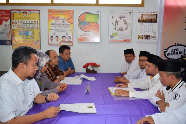 Targetkan 10 Kursi, PKS Kota Medan Daftarkan 50 Bacaleg ke KPUD