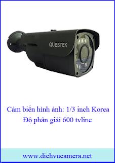 Camera Questek QTXB 2608