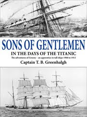 Sons of Gentlemen – the boys who learnt their trade on ships that killed a man every voyage