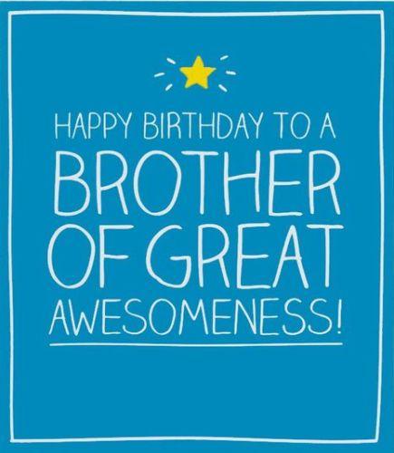 Happy Birthday Brother Funny | My Blog