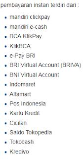 Cara Bayar TOKOPEDIA Dengan AKULAKU Pay _Belanja  KredivO