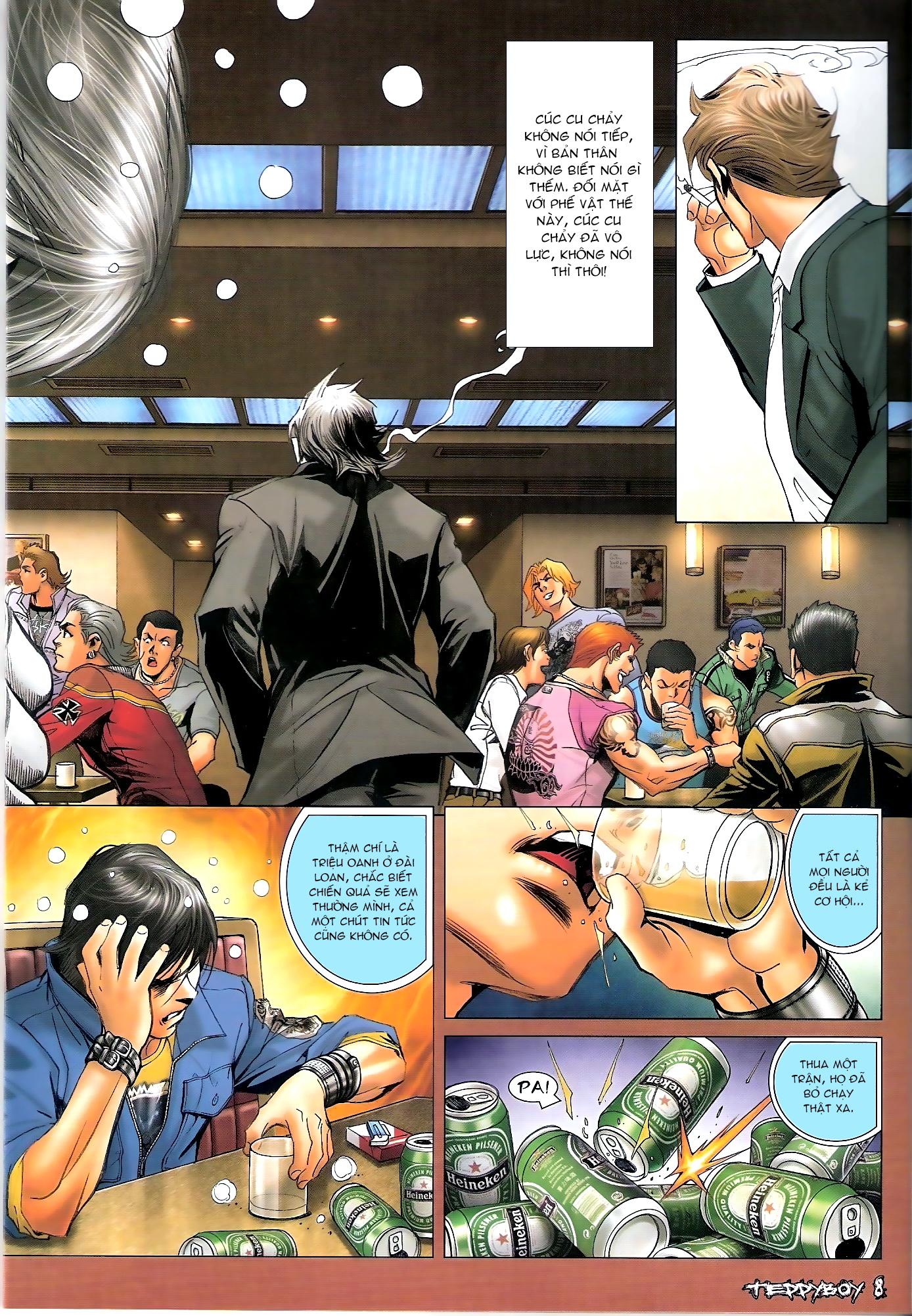 Người Trong Giang Hồ - Chapter 1311: Thiên ngoại hữu Thiên - Pic 7