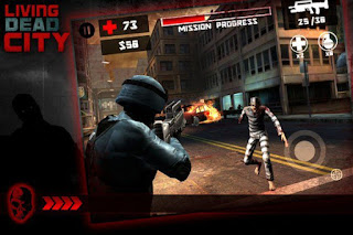 Living Dead City Apk v1.2 (Mod Money/1 Hit Kill) Terbaru