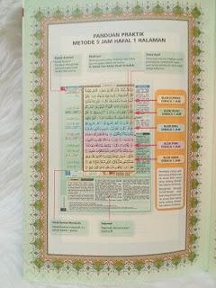 al-quran hafalan, al-quran hafalan metode mudah, hafal al-quran mudah, al-quran hafalan metdoe 5 jam hafal 1 halaman