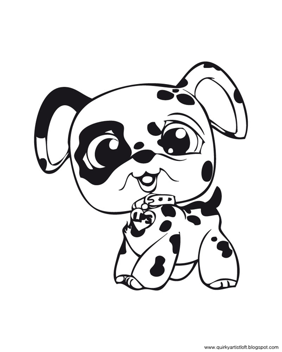 free printable lps coloring pages - photo#34