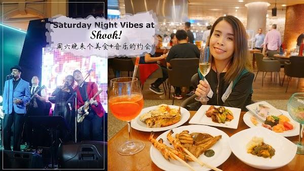 Saturday Night Vibes at Shook! Kuala Lumpur