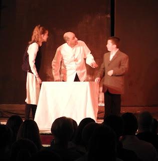 theatre school drama academy