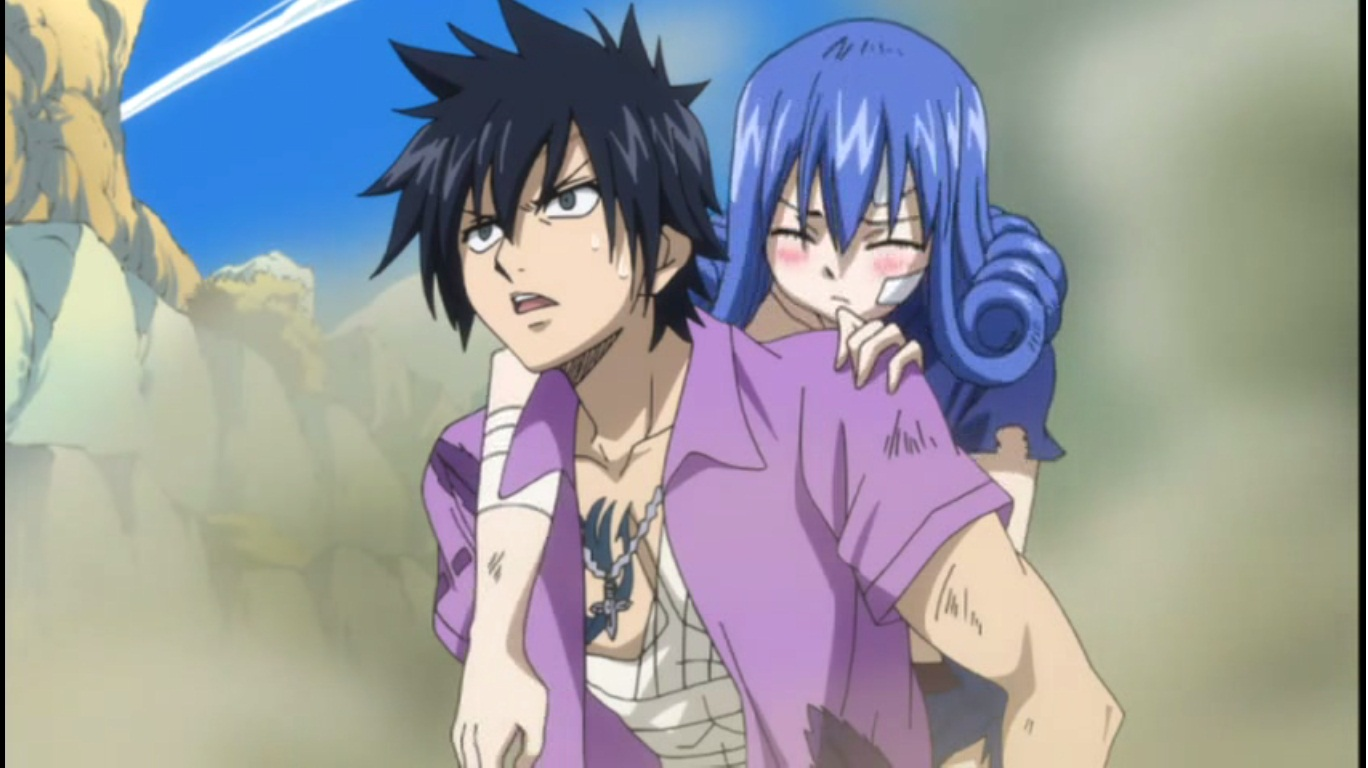 In My Head: Fairy Tail...
