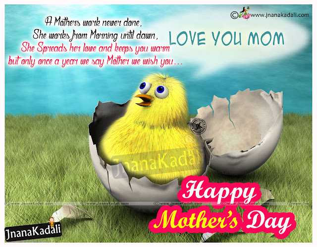 Mothers Day Importance in English-2016 Mothers Day Wishes Wallpapers